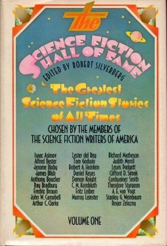 The Science Fiction Hall of Fame, Vol. 1