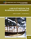 img - for Law and Ethics in the Business Environment (South-Western Legal Studies in Business Academic) book / textbook / text book