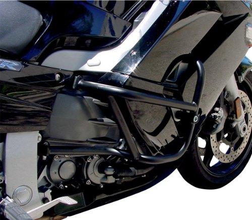 MC Enterprises Canyon Cages Fairing Protectors - 7/8in. Tubing - Powdercoat Black 1200-400