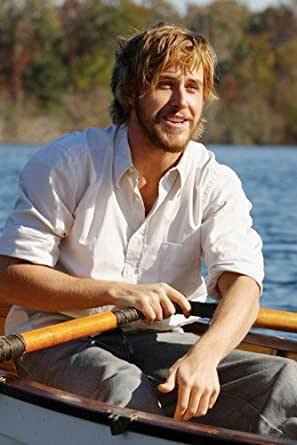 Ryan Gosling Stunning The Notebook With Beard 24x36 Poster ...