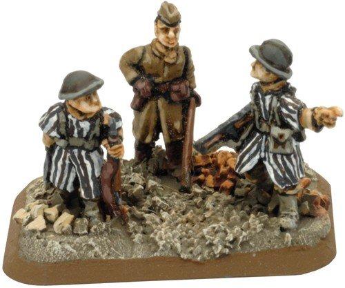 Goum Company HQ Battlefront Miniatures FR801