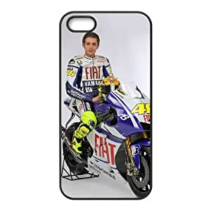 iphone5 5s Black Valentino Rossi phone cases&Holiday Gift