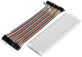 JeanPolly Frase Relojes For Arduino con Paquete de Caja de plástico Componentes electrónicos Super Kit con Fuente de alimentación Resistencia del módulo Cable Dupont Música Kit: Amazon.es: Hogar