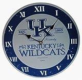 NCAA Kentucky Wildcats Clock Lg