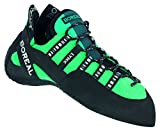 Boreal Climbing Shoes Womens Lynx Leather 8.5 Black Aqua 11512