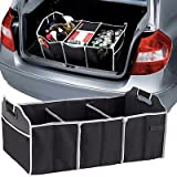 Trunk Cargo Organizer Folding Caddy Storage Collapse Bag Bin by Blossom Store
