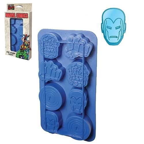 ICUP Marvel Heroes Ice Cube Tray (Ice Marvel compare prices)
