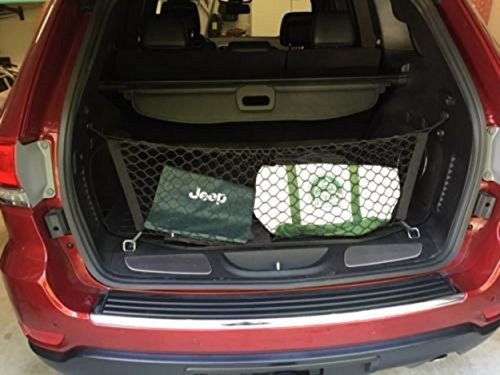 Jeep Cargo Mat - Envelope Trunk Cargo Net For JEEP GRAND CHEROKEE 2011 12 13 14 15 2016 2017 2018 NEW