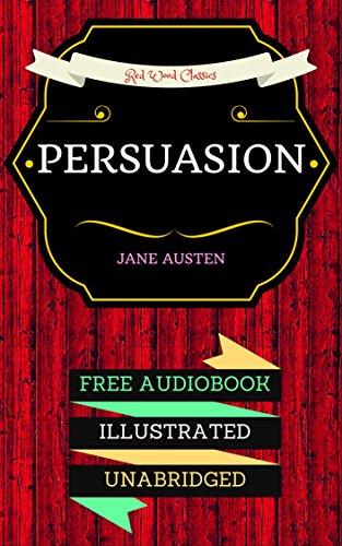 Persuasion Jane Austen Illustrated Audiobook ebook