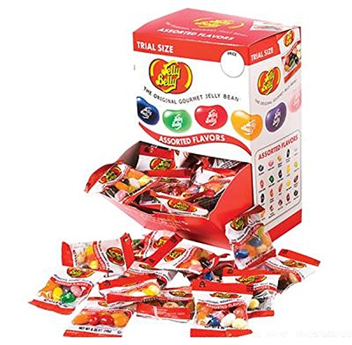80's Teacher Costume (Jelly Belly Display. 80 0.35oz packs.)