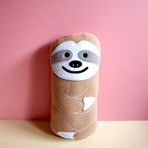 Amazon Com Sloth Stuffed Animal Sloth Gifts Sloth Plush Beige
