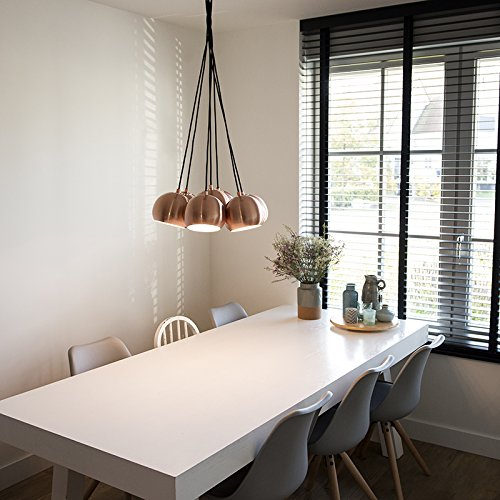 QAZQA Design Modern Dining Room Dining Table Pendant Lamp Adorable Modern Dining Room Pendant Lighting Property