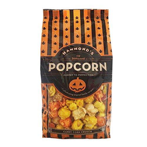 Halloween Popcorn-Candy Corn Crunch-6oz-Hammonds Old Fashioned Popcorn