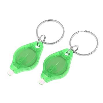 Homyl Outdoor Mini Linterna LED Linterna UV Plástico Lámpara ...