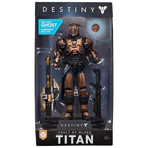Destiny Figures Vault Of Glass Titan Amazon