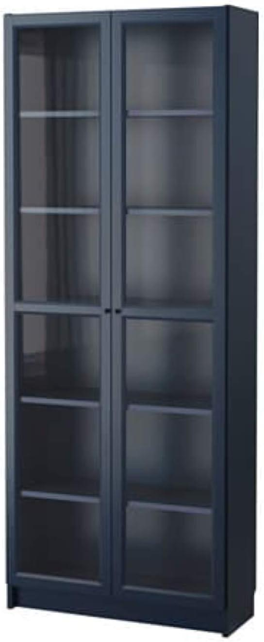 Ikea 203.238.05 - Estantería con Puertas de Cristal (tamaño ...