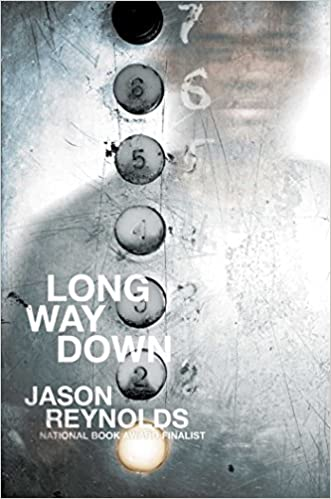Image result for long way down jason reynolds