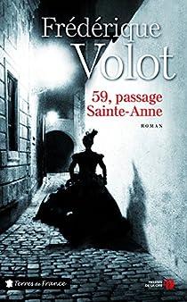 59, passage Sainte-Anne par Volot