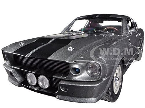 1967 FORD MUSTANG CUSTOM ELEANOR GONE IN 60 SECONDS 1/18 GREENLIGHT 12909 (18 Kit Cars 1)