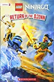 img - for Return of the Djinn (LEGO Ninjago: Reader) book / textbook / text book