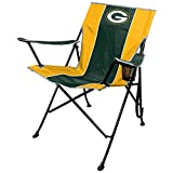 Coleman NFL Green Bay Packers Deluxe Quad Chair