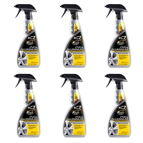 Pvd Case - Eagle One 824334-CASE PVD and Aluminum Wheel Cleaner, 23 fl. oz, 6 Pack