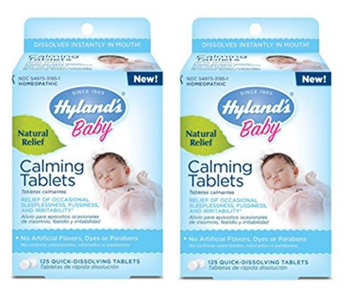 Hyland's Tablets, 125