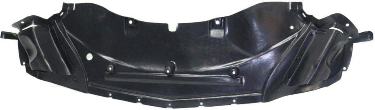 Splash Shield For 2015-2017 Dodge Challenger Front Left Side
