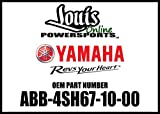 Yamaha ABB-4SH67-10-00 Automatic Gun Boot for Grizzly 300