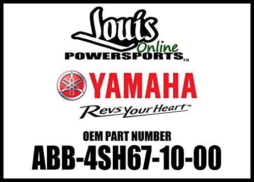 Yamaha ABB-4SH67-10-00 Automatic Gun Boot for Grizzly 300 by Yamaha