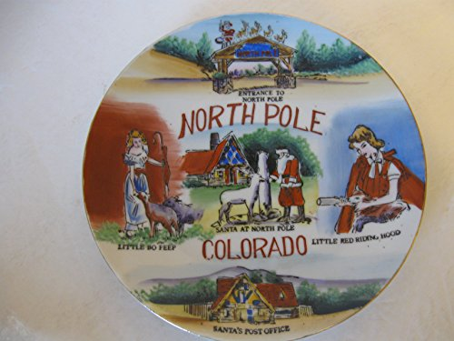 North Pole, Colorado, Collector Plate