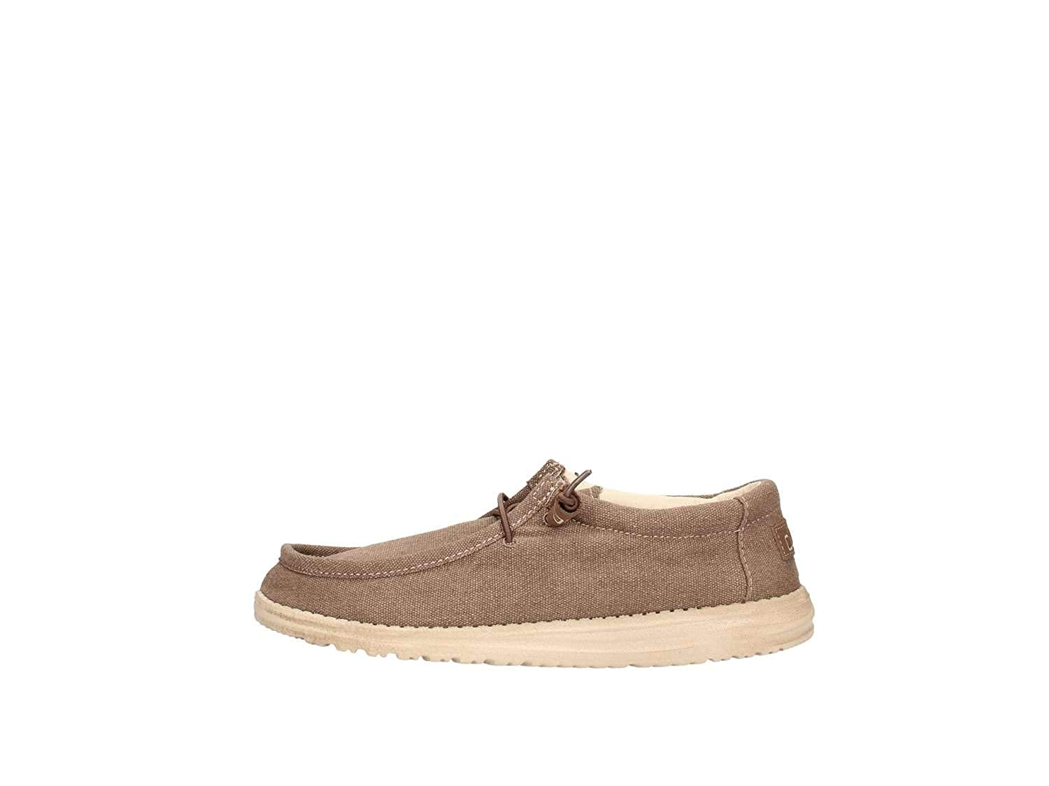 TALLA 41 EU. Dude Shoes Men's Wally Classic Wenge