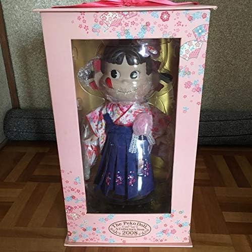 袴着ペコちゃん人形