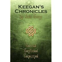 Keegan's Chronicles Trilogy Set