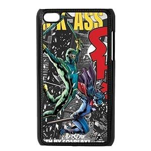 Custom Your Own Kick Ass Ipod Touch 4 case , Special designer Kick Ass Ipod 4 Case