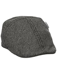 Ben Sherman Mens Pieced Fitted Driving Cap
