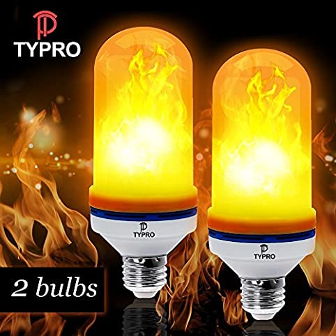 Upgraded 2 pack led flame effect light bulb decorative lights upgraded 2 pack led flame effect light bulb decorative lights for indoor outdoor mozeypictures Gallery