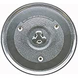 Super Deals Electrolux G26K101 Microwave Glass Turntable Tray / Plate 10.5 Inch