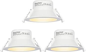 Lamparas Plafones Focos LED Empotrables de Techo Downlights LED ...