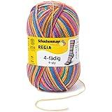 Regia 9801269-03726 Handstrickgarn,  Wolle,  exotic