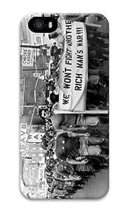 iPhone 5 3D Hard Case War Protest