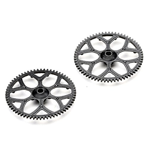 XK K100 K110 RC Helicopter Parts Gear Set XK.2.K100.014 (Part Set Helicopter Rc)