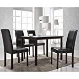 Cheap Baxton Studio 5-Piece Andrew Modern Dining Set
