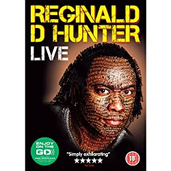 Reginald Hunter Live