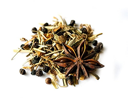 ORGANIC HERBAL REMEDY TEA