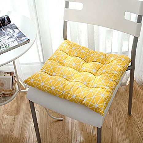 Amazon.com: ZT-HOME Kitchen Chair Pads Japanese-Style Simple ...