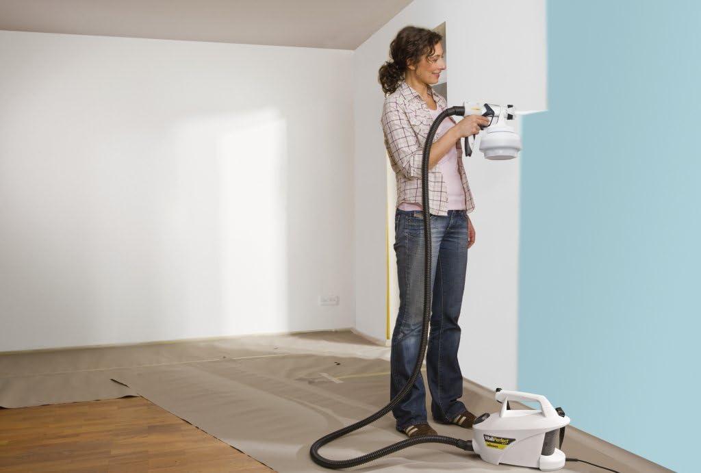 Wagner 2321896 Fa/çade de pulv/érisation click /& paint wallperfect i spray 1300 ml Blanc