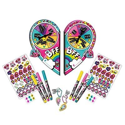 Only 4 Girls 228056 BFF Secret Journals, Multi: Toys & Games
