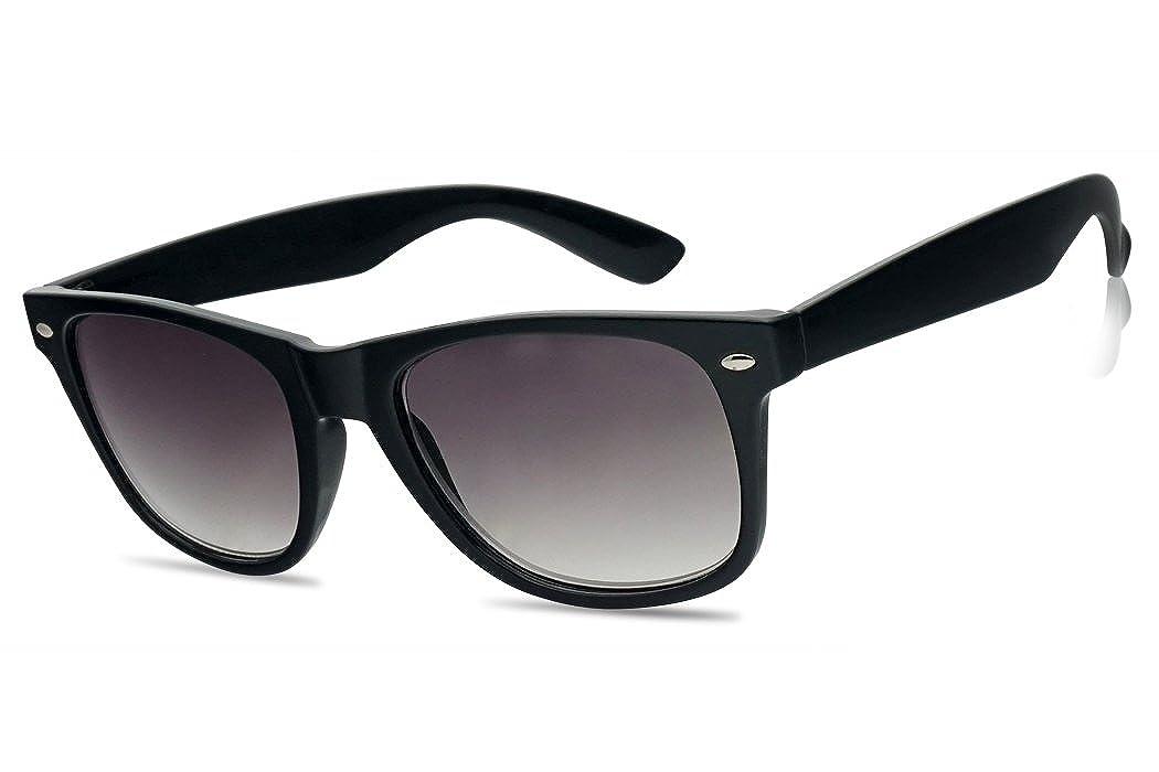 1.00 Thru 3.50 Vintage Round Unisex Rx Optical Wayfarer Reading Sun Readers Glasses Strength Sunglass Stop
