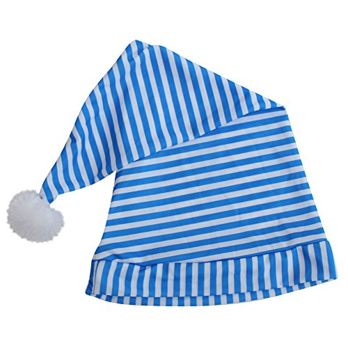 - Blue & White Striped Night Cap, Child